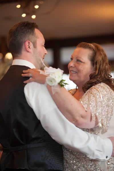Stroudsmoor Country Inn - Stroudsburg - Poconos - Real Weddings - Groom Dancing
