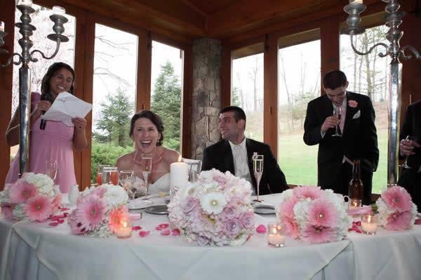 Stroudsmoor Country Inn - Stroudsburg - Poconos - Real Weddings - Sweetheart Table