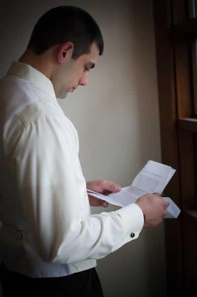 Stroudsmoor Country Inn - Stroudsburg - Poconos - Real Weddings - Getting Ready For Wedding