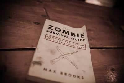 Stroudsmoor Country Inn - Stroudsburg - Poconos - Real Weddings - Zombie Theme - Survival Guide