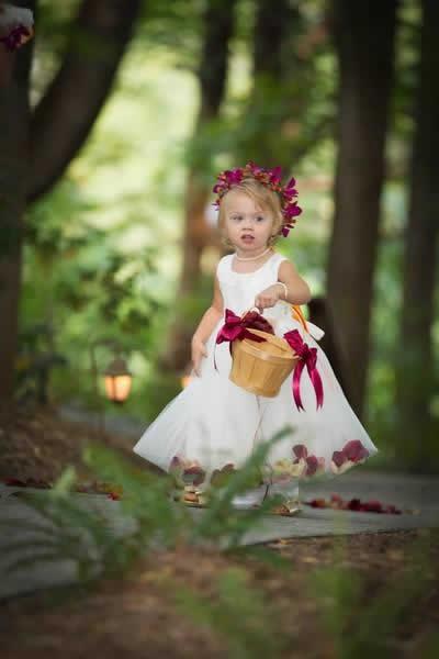 Stroudsmoor Country Inn - Stroudsburg - Poconos - Real Weddings - The Flower Girl