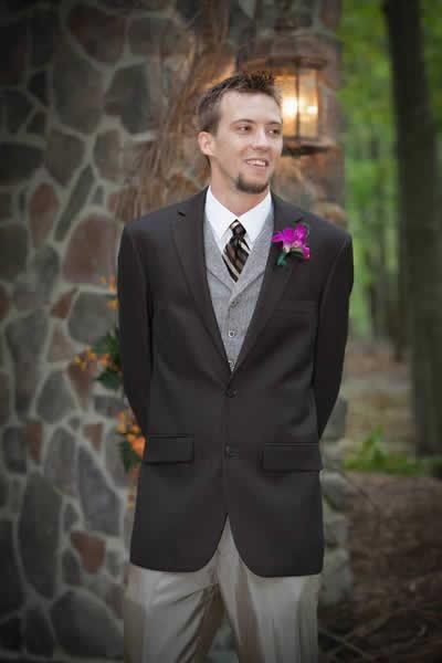 Stroudsmoor Country Inn - Stroudsburg - Poconos - Real Weddings - One Of The Groomsmen