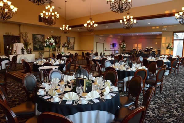 Stroudsmoor Country Inn - Stroudsburg - Poconos - Real Weddings - Table Settings