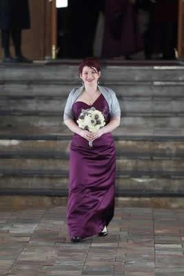 Stroudsmoor Country Inn - Stroudsburg - Poconos - Real Weddings - One Of The Bridesmaids