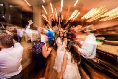 Stroudsmoor Country Inn - Stroudsburg - Poconos - Real Weddings - Wedding Guests Celebrating