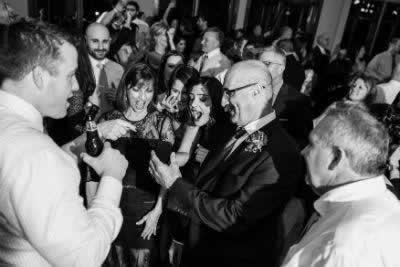 Stroudsmoor Country Inn - Stroudsburg - Poconos - Real Weddings - Wedding Party Congratulations