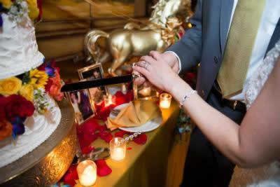 Stroudsmoor Country Inn - Stroudsburg - Poconos - Real Weddings - Bride And Groom Cutting Wedding Cake