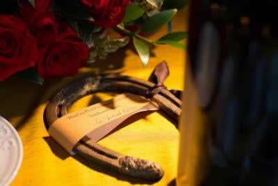 Stroudsmoor Country Inn - Stroudsburg - Poconos - Real Weddings - Horseshoe