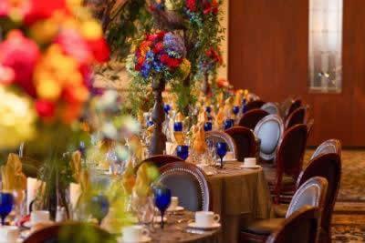 Stroudsmoor Country Inn - Stroudsburg - Poconos - Real Weddings - Reception Room