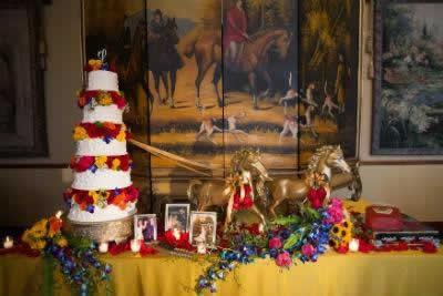 Stroudsmoor Country Inn - Stroudsburg - Poconos - Real Weddings - Wedding Cake