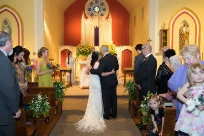 Stroudsmoor Country Inn - Stroudsburg - Poconos - Real Weddings - Father And Bride