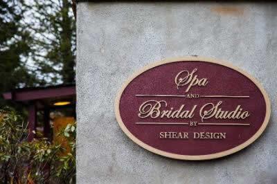 Stroudsmoor Country Inn - Stroudsburg - Poconos - Real Weddings - Shear Design Bridal Spa