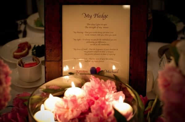 Stroudsmoor Country Inn - Stroudsburg - Poconos - Real Weddings Bride And Grooms Personal Written Vows To Eachother