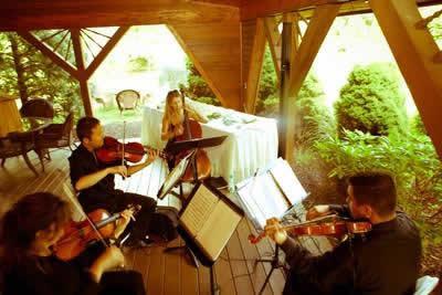 Stroudsmoor Country Inn - Stroudsburg - Poconos - Real Weddings - Wedding Band