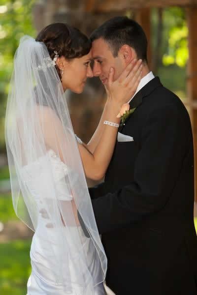Stroudsmoor Country Inn - Stroudsburg - Poconos - Real Weddings - Happy Wedding Couple