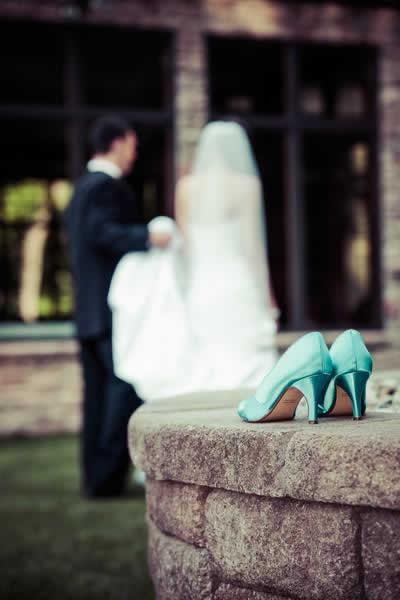 Stroudsmoor Country Inn - Stroudsburg - Poconos - Real Weddings - Brides Shoes