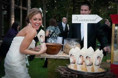 Stroudsmoor Country Inn - Stroudsburg - Poconos - Real Weddings - Carnival Theme