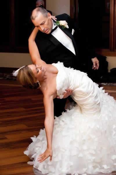 Stroudsmoor Country Inn - Stroudsburg - Poconos - Real Weddings - Bride With Father Dancing