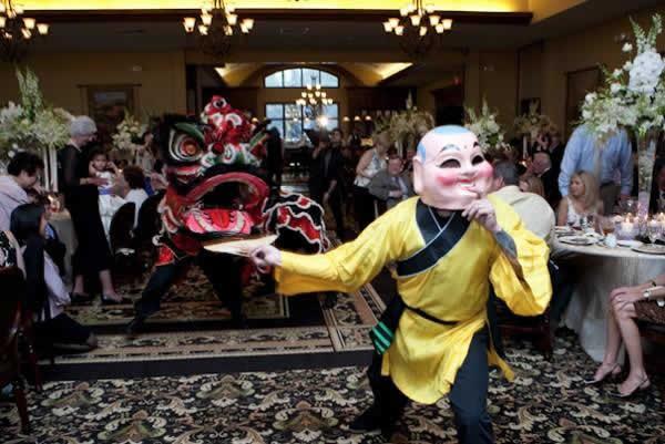 Stroudsmoor Country Inn - Stroudsburg - Poconos - Real Weddings - Asian Theme