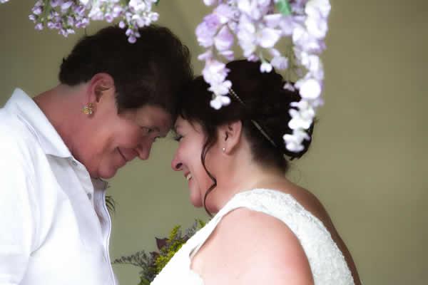 Stroudsmoor Country Inn - Stroudsburg - Poconos - Real Weddings - Happy Couple