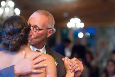Stroudsmoor Country Inn - Stroudsburg - Poconos - Real Weddings - Bride Having Dance With Dad