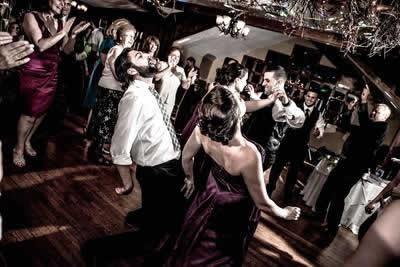 Stroudsmoor Country Inn - Stroudsburg - Poconos - Real Weddings - Wedding Reception