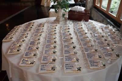Stroudsmoor Country Inn - Stroudsburg - Poconos - Real Weddings - Table Place Settings