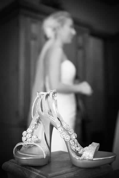 Stroudsmoor Country Inn - Stroudsburg - Poconos - Real Weddings - Wedding Shoes