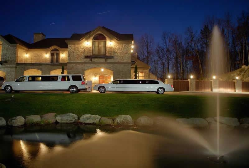 Stroudsmoor Country Inn - Stroudsburg - Poconos - Classic Wedding Celebrations - Limousines