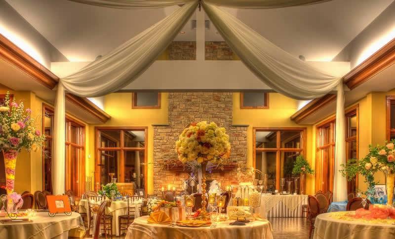 Stroudsmoor Country Inn - Stroudsburg - Poconos - Classic Wedding Celebrations - Table Settings