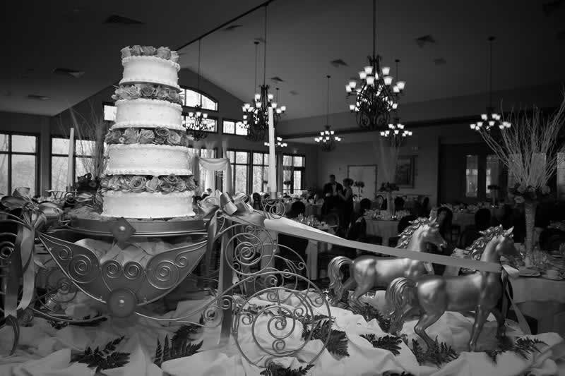 Stroudsmoor Country Inn - Stroudsburg - Poconos - Classic Wedding Celebrations - Wedding Cake