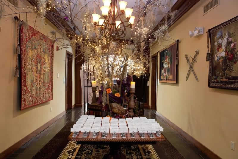 Stroudsmoor Country Inn - Stroudsburg - Poconos - Classic Wedding Celebrations - Wedding Table Placements