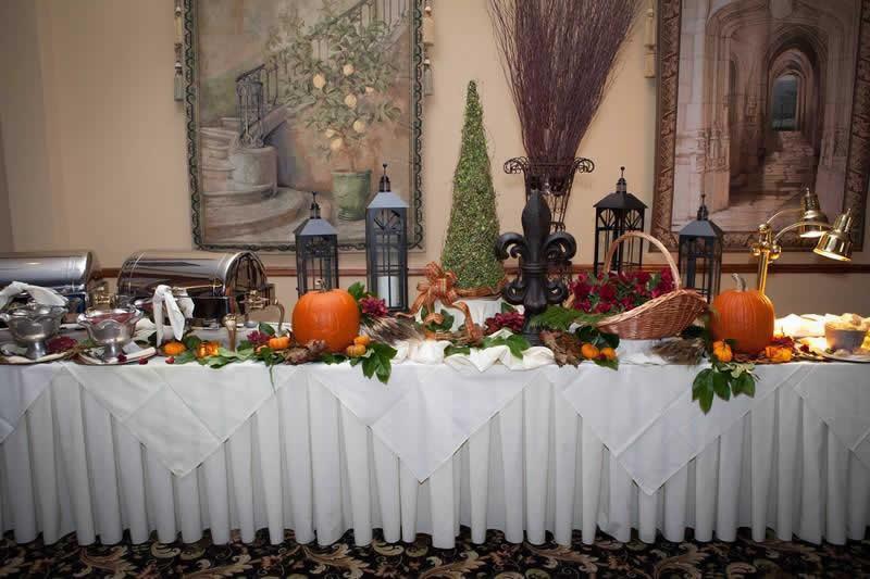 Stroudsmoor Country Inn - Stroudsburg - Poconos - Classic Wedding Celebrations - Wedding Reception Buffet