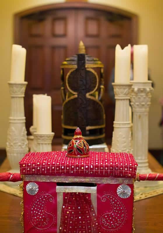 Stroudsmoor Country Inn - Stroudsburg - Poconos - Indian Wedding - Candles