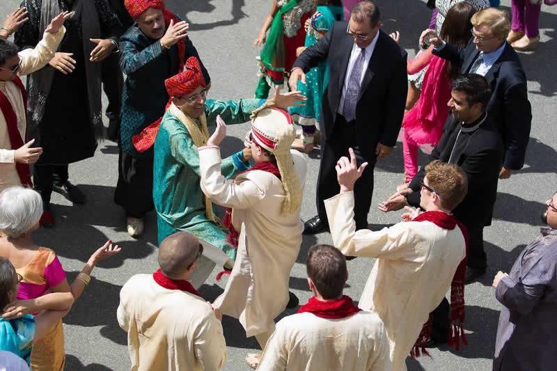 Stroudsmoor Country Inn - Stroudsburg - Poconos - Indian Wedding - Celebrating