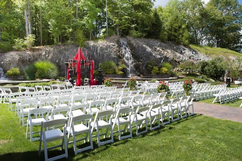 Stroudsmoor Country Inn - Stroudsburg - Indian Wedding - Poconos - Gazebo