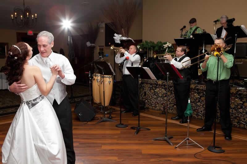 Stroudsmoor Country Inn - Stroudsburg - Poconos - Pocono Mountain Wedding - Bride And Father Dance