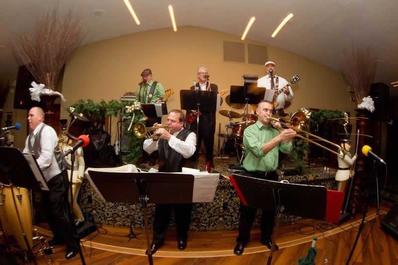 Stroudsmoor Country Inn - Stroudsburg - Poconos - Pocono Mountain Wedding - Wedding Band