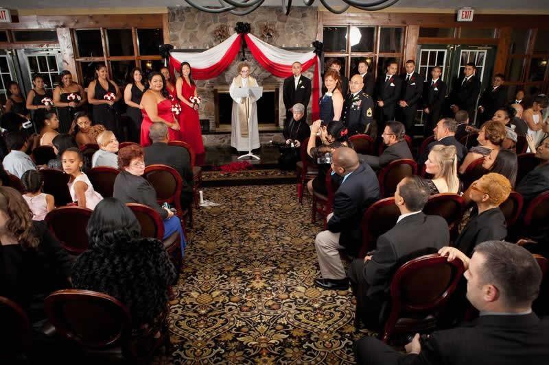 Stroudsmoor Country Inn - Stroudsburg - Poconos - Pocono Mountain Wedding - Wedding Guests And Family