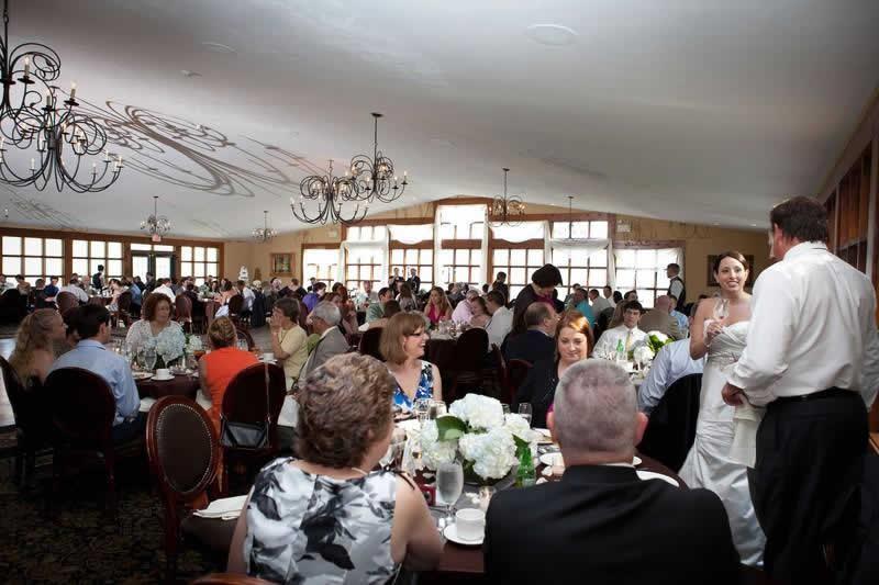 Stroudsmoor Country Inn - Stroudsburg - Poconos - Pocono Mountain Wedding - Wedding Reception