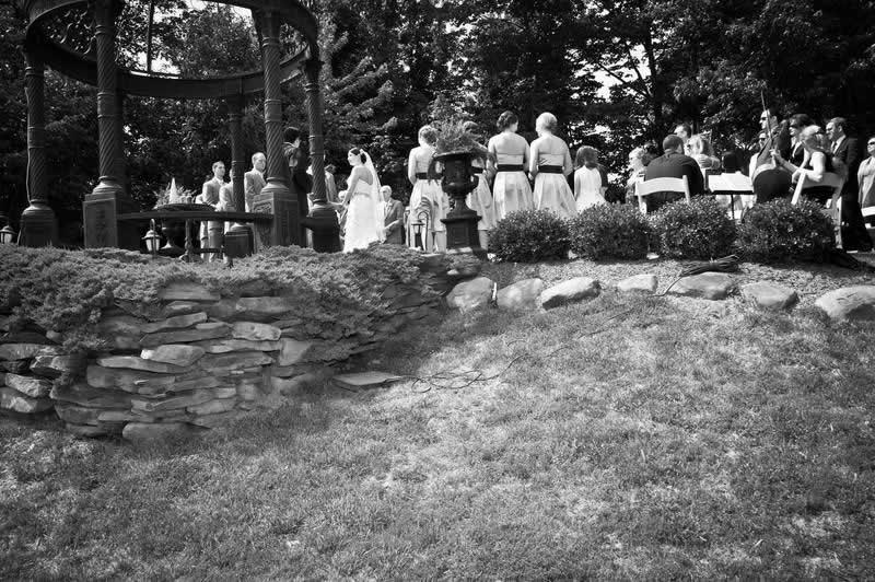 Stroudsmoor Country Inn - Stroudsburg - Poconos - Pocono Mountain Wedding - Wedding Cocktail Hour