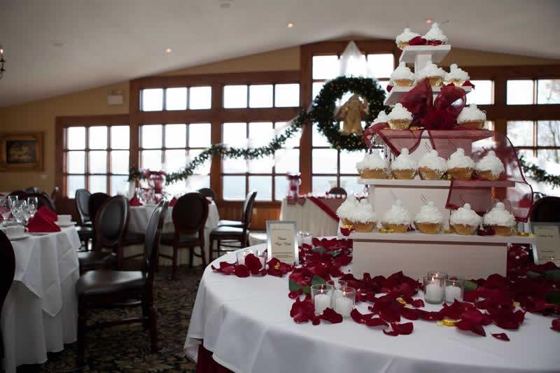 Stroudsmoor Country Inn - Stroudsburg - Poconos - Pocono Mountain Wedding - Wedding Desserts