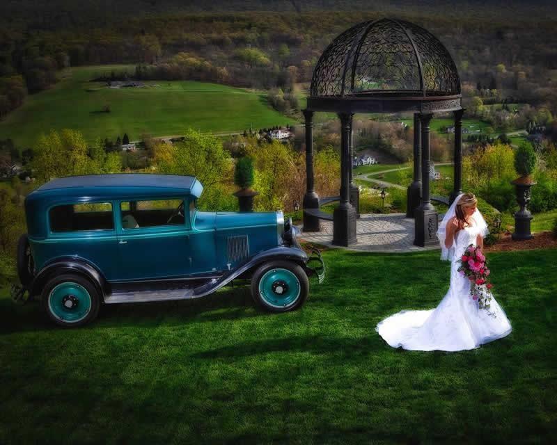 Stroudsmoor Country Inn - Stroudsburg - Poconos - Pocono Mountain Wedding - Bride