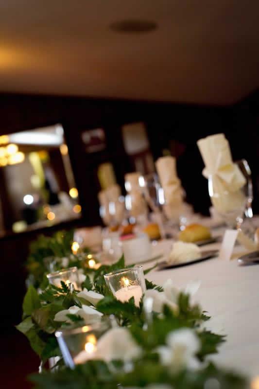 Stroudsmoor Country Inn - Stroudsburg - Poconos - Pocono Wedding - Table Settings
