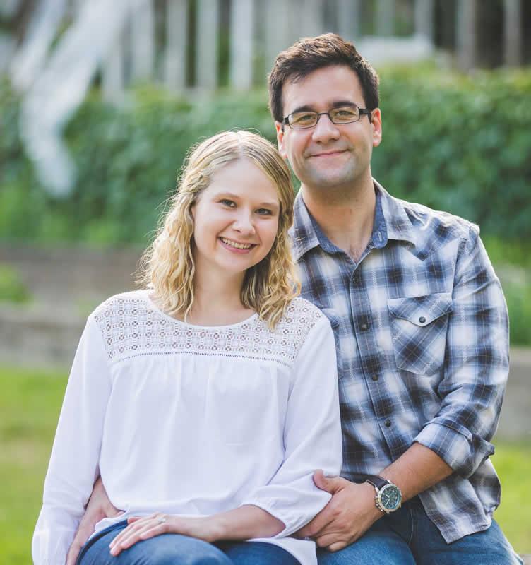 Real Pocono Weddings - Stroudsmoor Country Inn - Poconos Pennsylvania - Couple posing