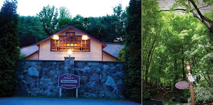 Stroudsmoor Country Inn - Woodsgate Venue - Wedding Warrior