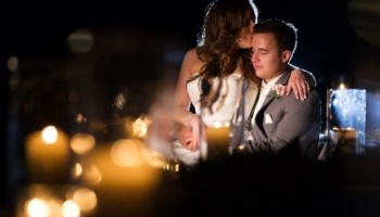 Wedding Warrior - Romantic moment with man and woman
