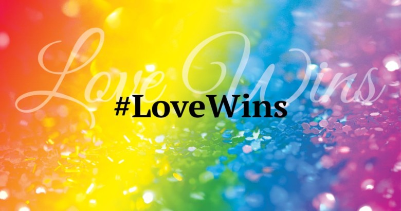 #LoveWins