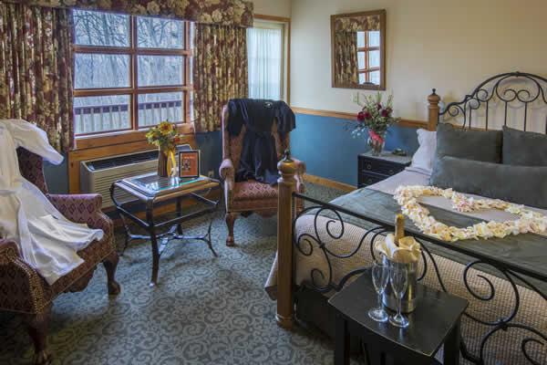 Guest Accommodations for your Pocono Mountains Wedding