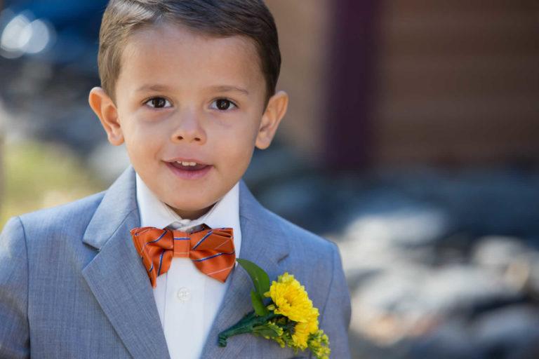 Little guy in suit